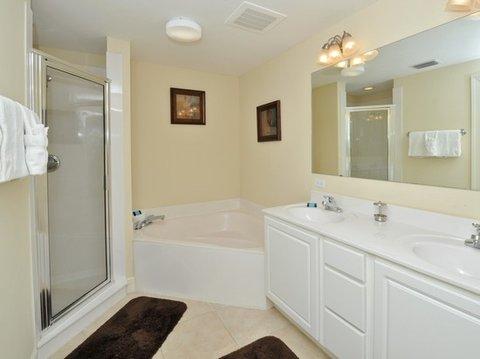 ResortQuest Rentals at Sunrise Beach Resort - bathroom