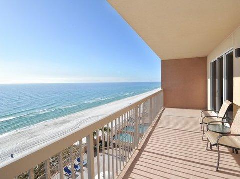 ResortQuest Rentals at Sunrise Beach Resort - balcony