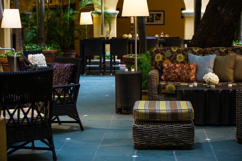Hotel El Convento Bar/lounge