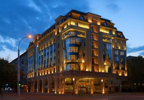 Novosibirsk Marriott Hotel - Exterior