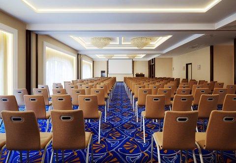 Novosibirsk Marriott Hotel - Chaikovsky Room   Theater Setup
