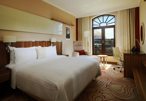 Novosibirsk Marriott Hotel - King Opera View Guest Room