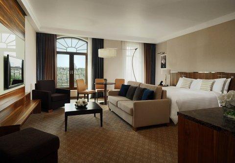 Novosibirsk Marriott Hotel - Junior Suite