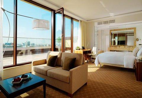 Novosibirsk Marriott Hotel - Junior Suite with Terrace