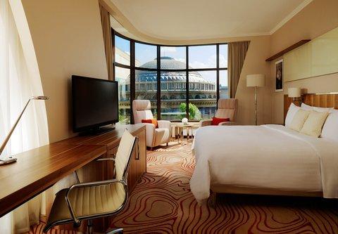 Novosibirsk Marriott Hotel - Business Suite