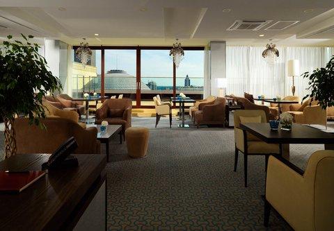 Novosibirsk Marriott Hotel - Bar   Terrace 10Ten