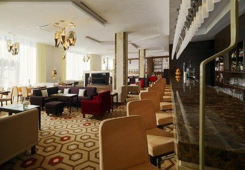 Novosibirsk Marriott Hotel - Lobby Bar