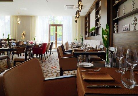 Novosibirsk Marriott Hotel - Overture Caf    Bar