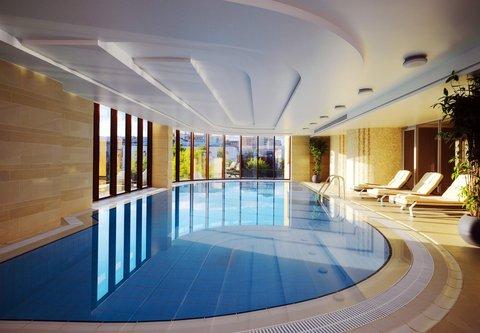 Novosibirsk Marriott Hotel - Indoor Pool