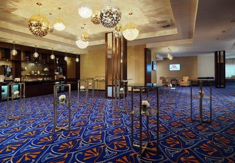 Novosibirsk Marriott Hotel - Pre-Function Area
