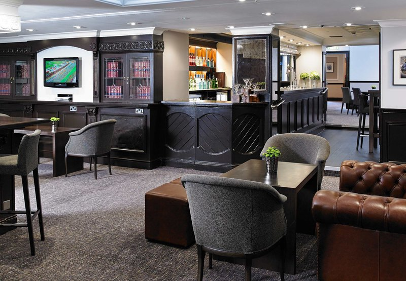 Marriott Durham Royal Country バー/ラウンジ