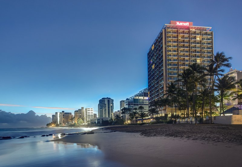 Marriott San Juan Resort and Stellaris Casino Buitenaanzicht