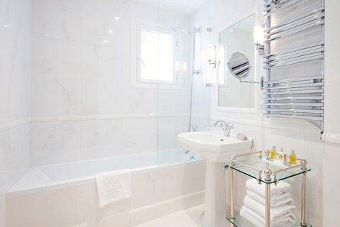 Hotel Demeure les Mouettes - Bathroom