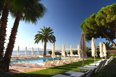 Hotel Demeure les Mouettes - Swimming pool
