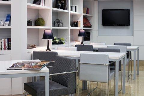 Hesperia Ramblas - Lounge