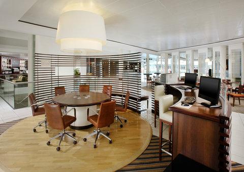 Sheraton Frankfurt Airport Hotel and Conference Center - Link Sheraton