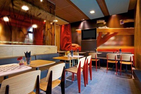 ibis Hamburg Airport - Restaurant