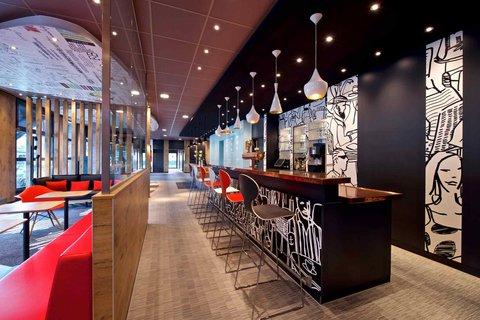 ibis Hamburg Airport - Interior