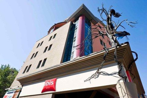 ibis Budapest Heroes Square - Exterior