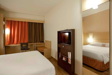 ibis Passo Fundo Shopping - Guest Room