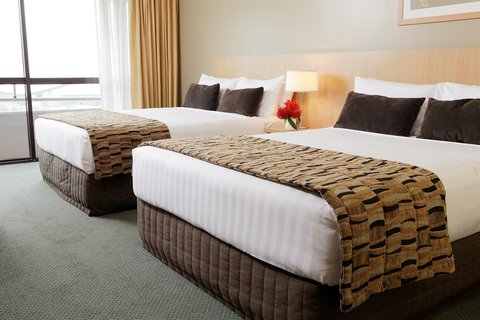 Rydges Plaza Hotel Cairns - RQCNSRooms Deluxe Twin Queen