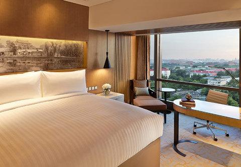 北京王府井大饭店 - Club Level Guest Room