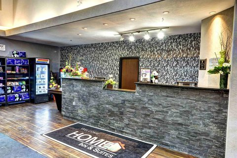 Home Inn And Suite Yorkton - Front Desk