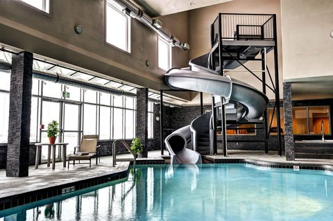 Home Inn And Suite Yorkton - Indoor Pool