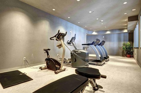 Home Inn And Suite Yorkton - Fitness Exercise