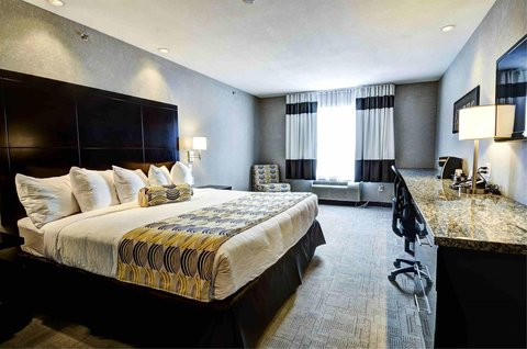 Home Inn And Suite Yorkton - King Room