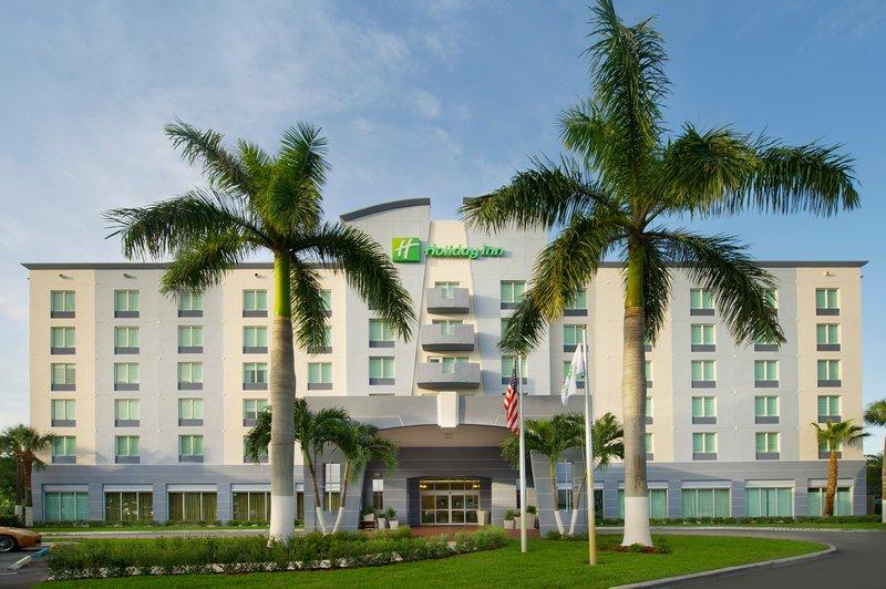 Holiday Inn Miami-Airport West Buitenaanzicht