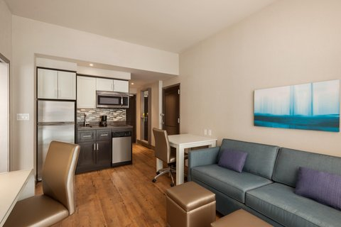 Homewood Suites by Hilton New York Midtown Manhattan Times Square South NY - King Suite