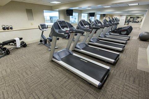 Holiday Inn Chicago Mart Plaza Hotel - 24-hour Fitness Center