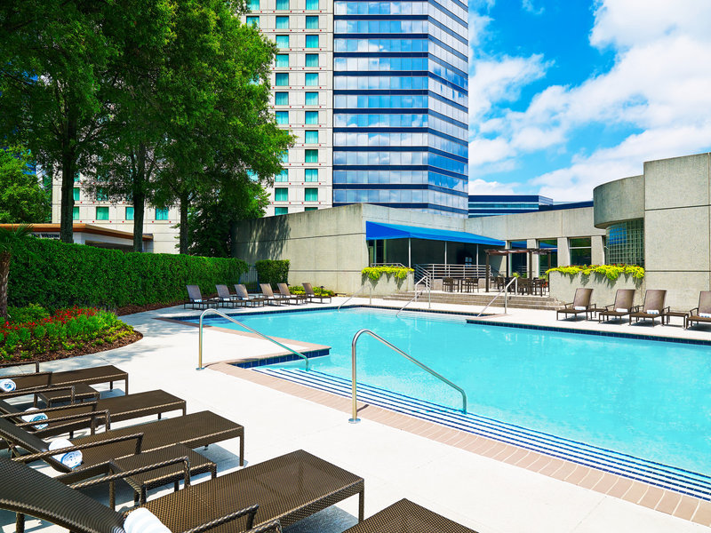 The Westin Atlanta Perimeter North Vista da piscina