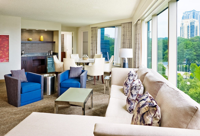 The Westin Atlanta Perimeter North Suite