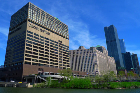 Holiday Inn Chicago Mart Plaza Hotel - Welcome to the Mart Plaza