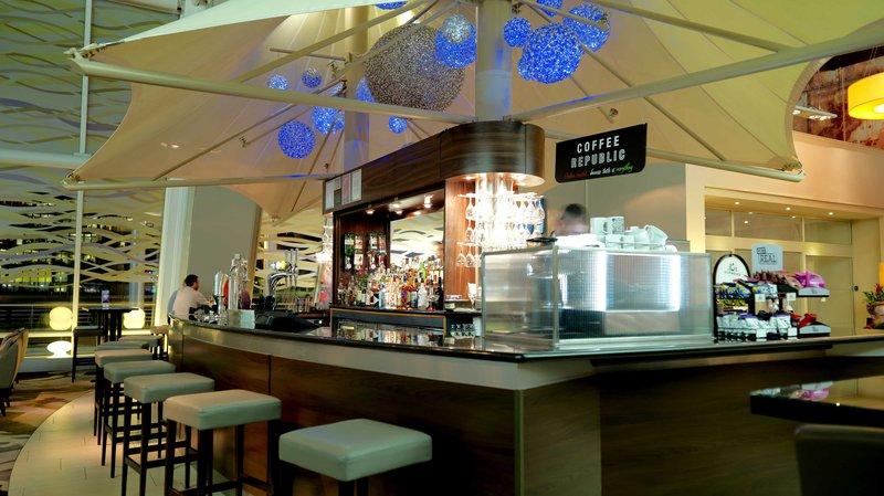 Crowne Plaza Hotel Glasgow Bar/lounge