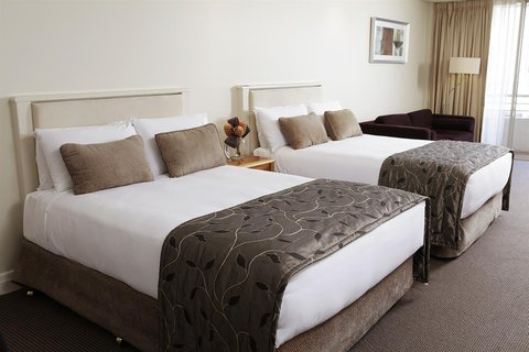Rydges South Bank Brisbane - Deluxe Twin Room