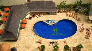Pool - Outrigger Reef Hotel on the Beach Waikiki Honolulu