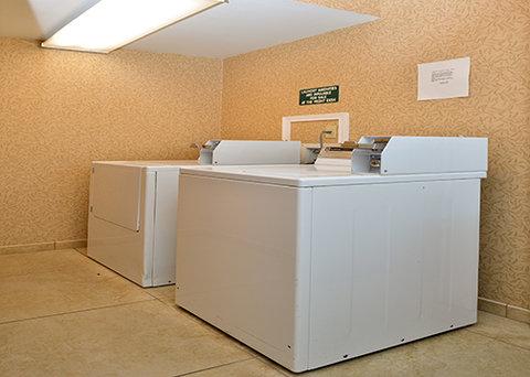 Comfort Inn Big Sky - laundry