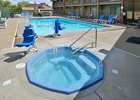 Comfort Inn Big Sky - pool3