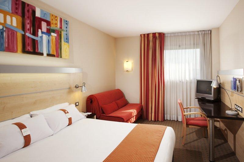 Holiday Inn Express Montmelo Huonenäkymä
