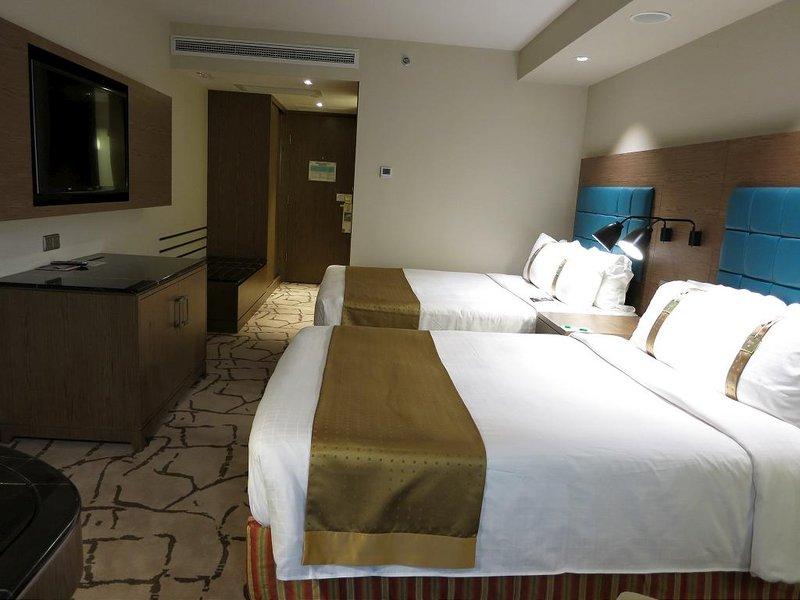 Holiday Inn Hong Kong-Golden Mile Szobakilátás