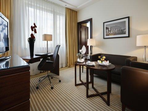 Kempinski Hotel Bristol Berlin - Deluxe Business Suite