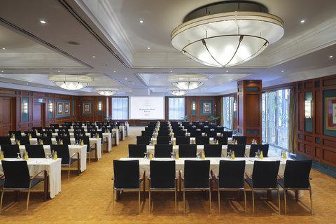 Kempinski Hotel Bristol Berlin - Gartensaal parlamentarisch