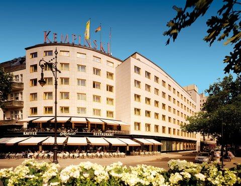 Kempinski Hotel Bristol Berlin - Exterior