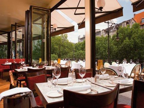 Kempinski Hotel Bristol Berlin - Restaurant Reinhard s im Kempinski Terrace