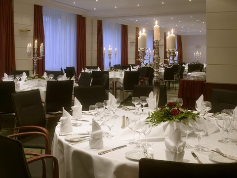 Kempinski Hotel Bristol Berlin - Salon Cecilienhof