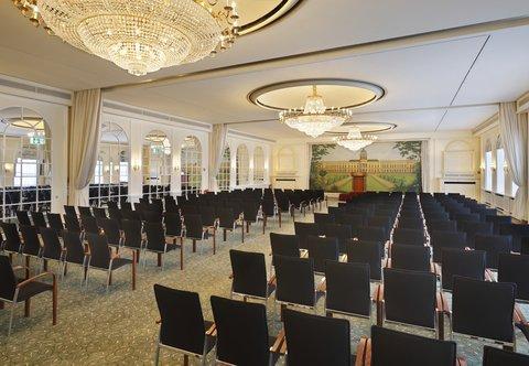 Kempinski Hotel Bristol Berlin - Schloss Saal