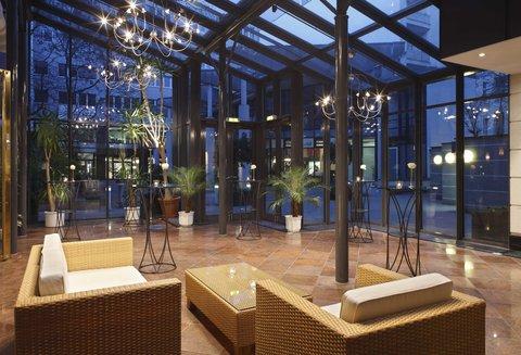 Kempinski Hotel Bristol Berlin - Wintergarten